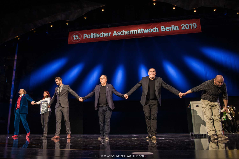 Politischer Aschermittwoch Berlin